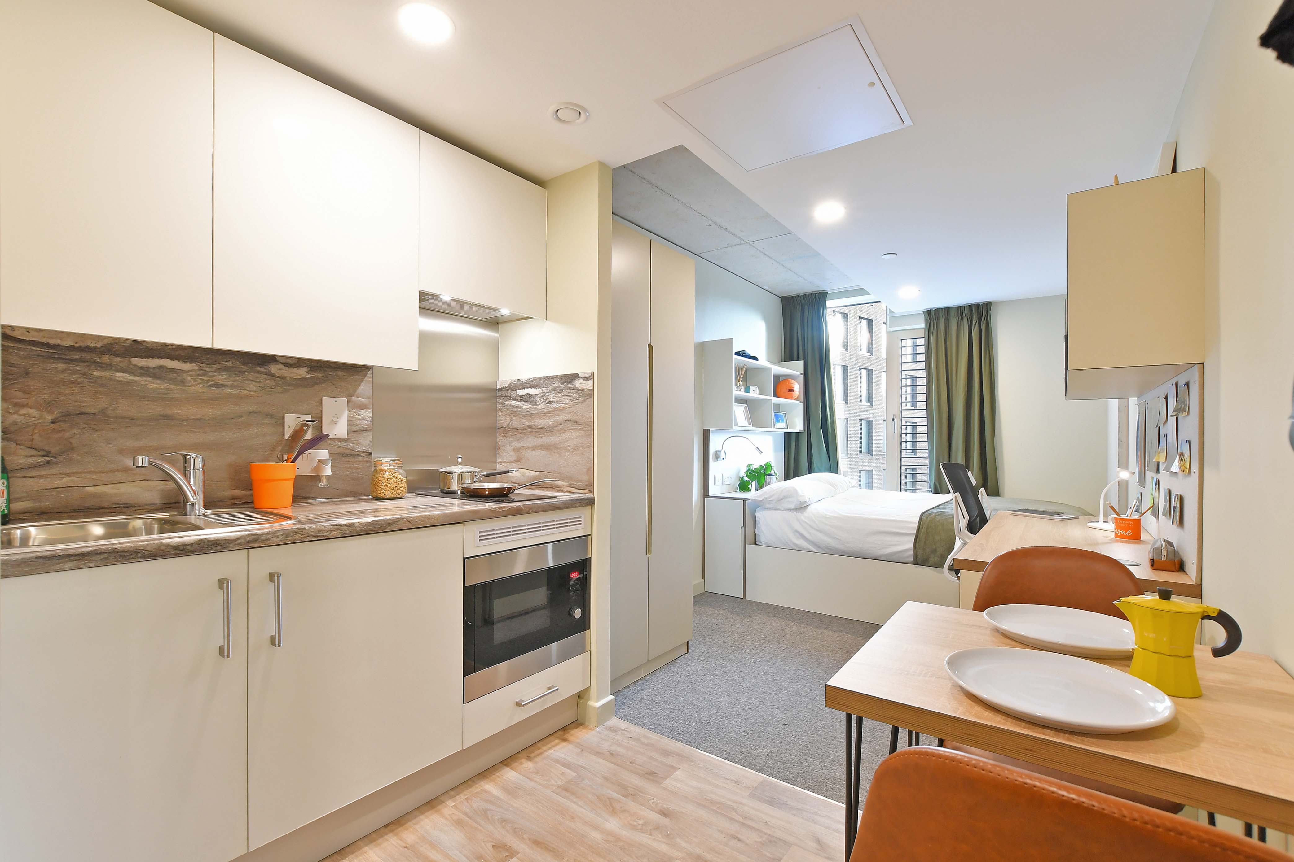 LIV Student Sheffield Accommodation